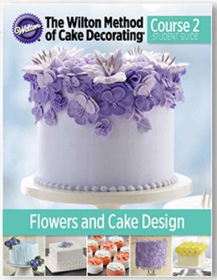 four different cake decorating courses - Wilton Cake Decorating Classes