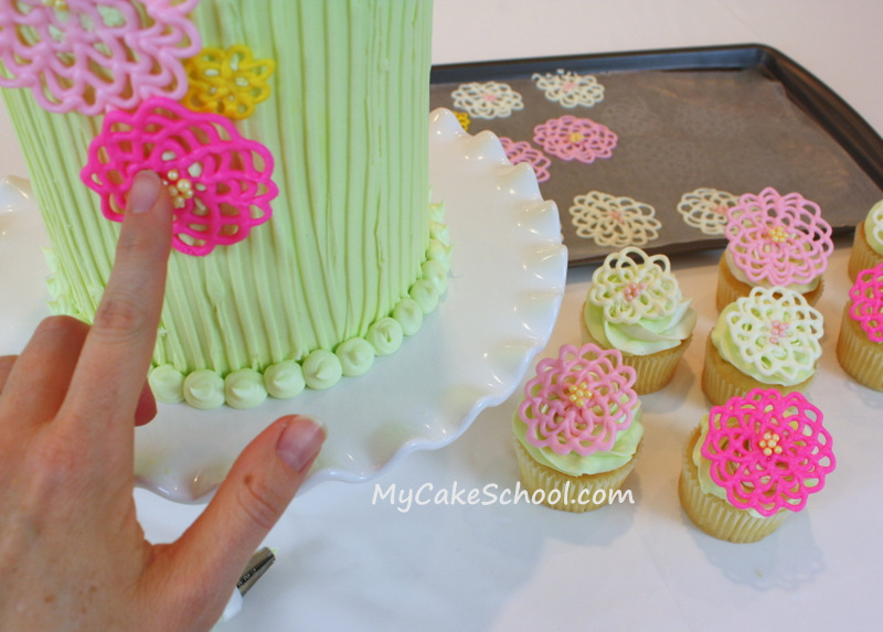 Cake Decorating Classes In Greensborough : Wilton Cake Courses White River