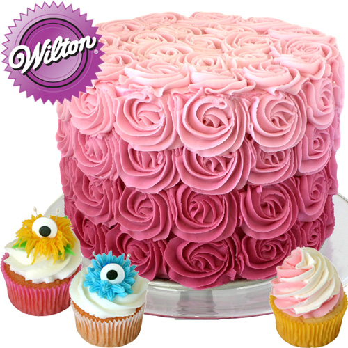 Wilton Cake Decorating Classes Uk : 100+ [ 100 Best Wilton Gum Paste ] Wedding Cake ...