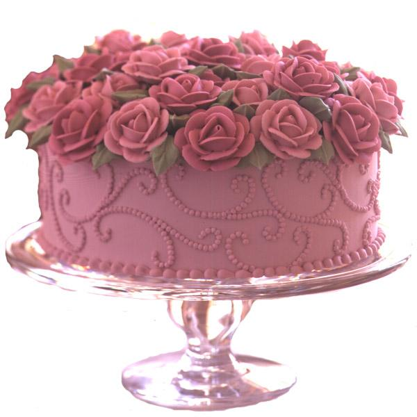 Rose Nail For Cake Decorating: Wilton Cake Courses White River